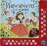 Blancanieves y los 7 enanitos (30 sonidos)