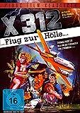 X 312 - Flug zur Hölle / Abenteuerfilm von Kult-Regisseur Jess Franco (Pidax Film-Klassiker)