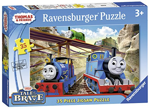 Ravensburger 08753 - Thomas & Friends Puzzle, 35 Pezzi