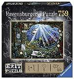 Ravensburger 19953 Exit Im U-Boot 19953-Exit 4 Erwachsenenpuzzle