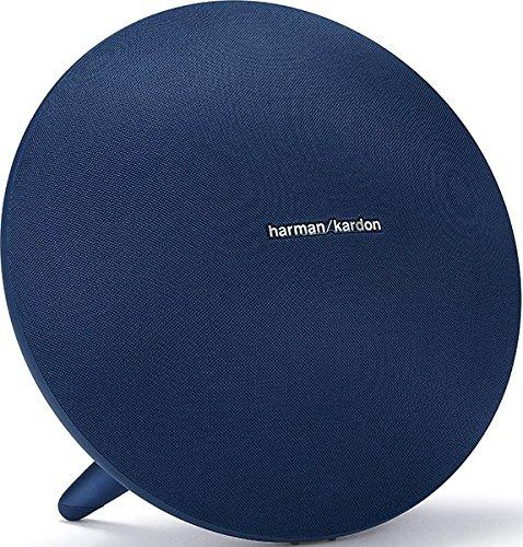 Harman Kardon Onyx Studio 4 - Altavoz portátil (60 W, 50-20000 Hz, Bluetooth 4.2, A2DP, AVRCP, HFP), Color Azul