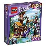 LEGO Friends 41122 - Abenteuercamp Baumhaus