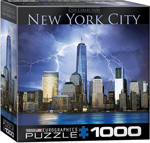 Eurographics 8000–1.856,7cm New York World Trade Center Puzzle da Pezzi