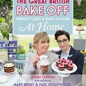 Great British Bake Off – Perfect Cakes & Bakes To Make At Home 61KmG25jhFL