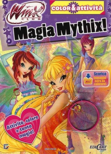 Magia mythix! Winx club. Ediz. illustrata. Con aggiornamento online. Con gadget