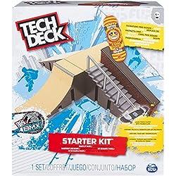 Tech Deck - Starter Kit (Bizak 61929862)