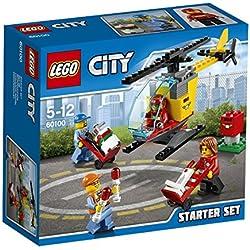Lego Airport Starter Set, Multi Color