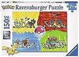 Ravensburger Puzzle 150 Piezas XXL, Pokémon (10035) , Modelos/colores Surtidos, 1 Unidad
