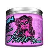 Special Edition GN Laboratories Iron Woman Narc Woman Pre-Workout Booster Trainingsbooster Bodybuilding Inkl. Kleinem Handtuch (Fruit Punch - Fruchtmix)