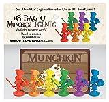 Munchkin +6 Bag O Legends