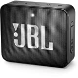 JBL Go 2 - Altavoz inalámbrico con Bluetooth, Color Negro