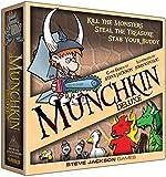 Steve Jackson Games SJG1483 Munchkin Deluxe Card Game