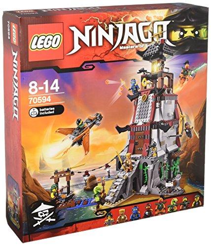 Lego 70594 ninjago jeu de construction l 39 attaque - Jeu lego ninjago gratuit ...
