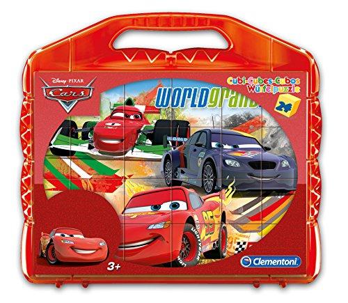 Clementoni - 42447 - Puzzle Cubi - Cars - 24 Cubi - Disney