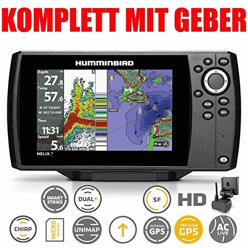 Humminbird-Ecoscandaglio combinato GPS Helix 7G2HD