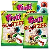 PartyMarty 12 Trolli Glotzer - der fruchtig-saure Grusel-Spass Nicht nur für Halloween