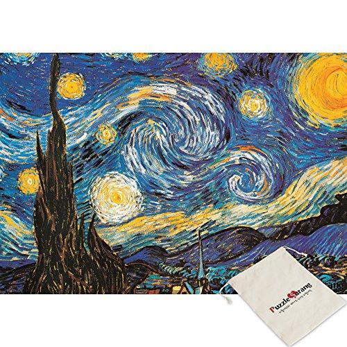 Puzzle Life Il Puzzle di notte stellata - Vincent Van Gogh - 2014 pezzo Mini