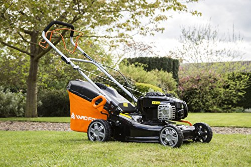 All things considered, the Yard Force Self Propelled Lawnmower is a perfect choice for anyone looking for an easy to use, efficient and affordable mower. A mower which is well worth considering.