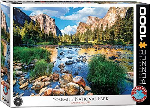 Eurographics 6000–2.405,4cm Yosemite el Capitan puzzle da pezzi