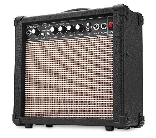 Rocktile Scream-15 Amplificatore per Chitarra