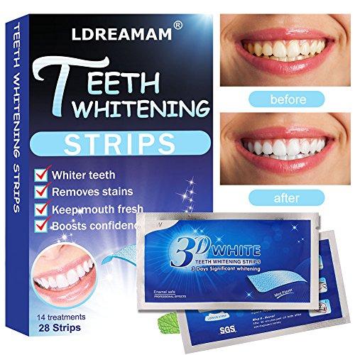 Blanchiment Des Dents,Blanchiment Dentaire,Teeth Whitening Strips,éliminer...