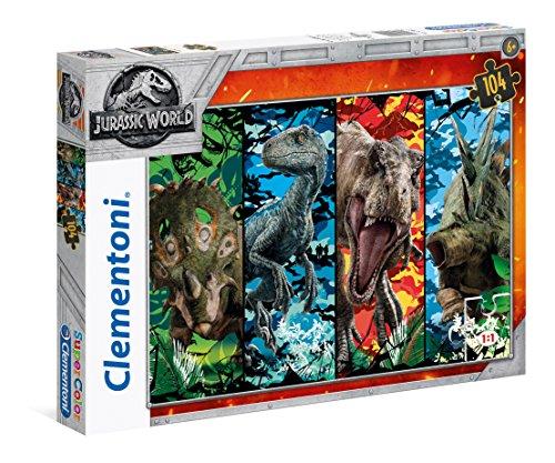 Clementoni Jurassic World Puzzle, 27099