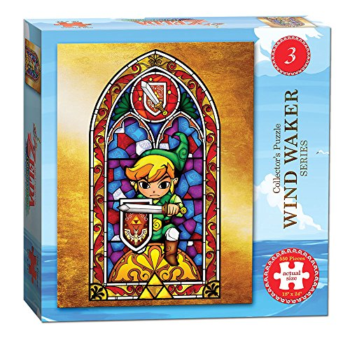 The Legend of Zelda: The Wind Waker #3 550 Piece Puzzle