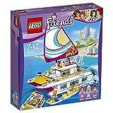 LEGO 41317 - Friends, Il Catamarano