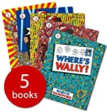Where's Wally 5 álbumes ilustrados