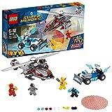 LEGO DC Comics Super Heroes - Le combat de glace - 76098 - Jeu de Construction
