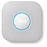 Nest Protect 2nd Generation Smoke + Carbon Monoxide Alarm (Battery) [French Version]