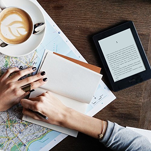 """Kindle Paperwhite (7th gen), 6"""" High Resolution Display with Built-in Light, 4GB, Wi-Fi 7"""