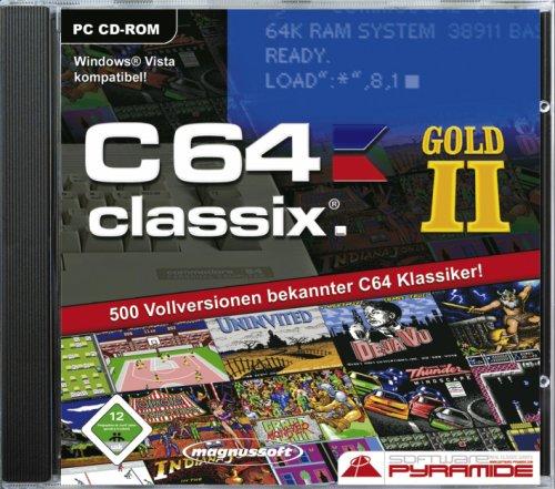 C64 Classix Gold II