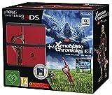 Console New Nintendo 3DS - noir + Coque Xenoblade Chronicles pour New Nintendo 3DS + Xenoblade Chronicles 3D