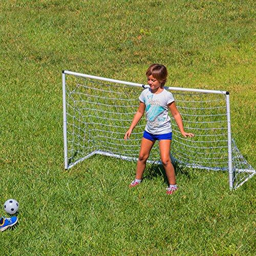 Porterías de fútbol para niños 2 en 1