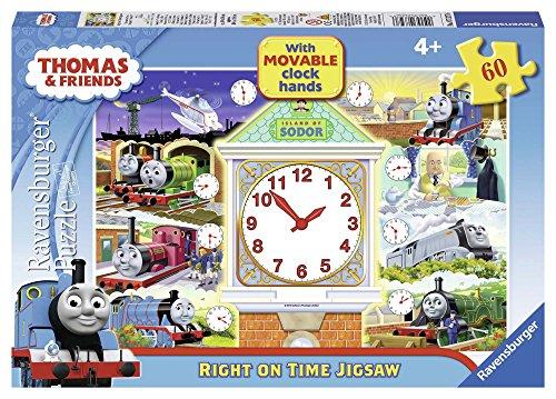 Ravensburger 07327 - Thomas&Friends Puzzle 60 Pezzi