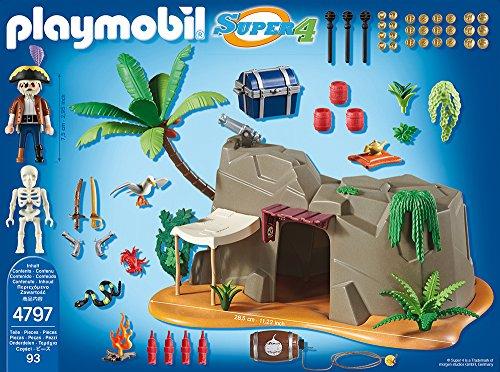 PLAYMOBIL 4797 – Piraten-Höhle - 3