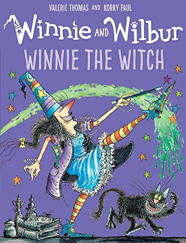 Winnie and Wilbur: Winnie the Witch, witch stories for kids, witch stories, childrens witch story books, halloween witch stories, children's stories with witches