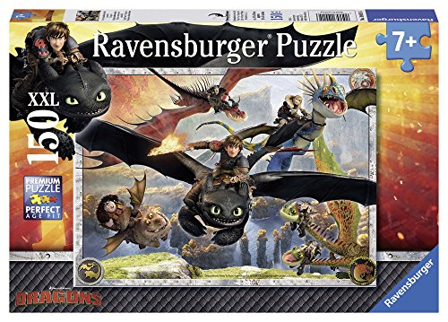 Ravensburger Italy 100156 Puzzle Dragons, 150 Pezzi