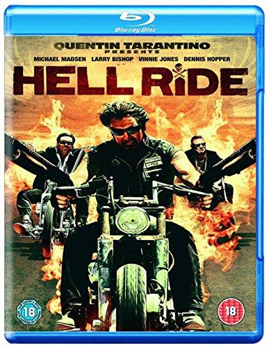 Hell Ride [Edizione: Regno Unito] [Reino Unido] [Blu-ray]