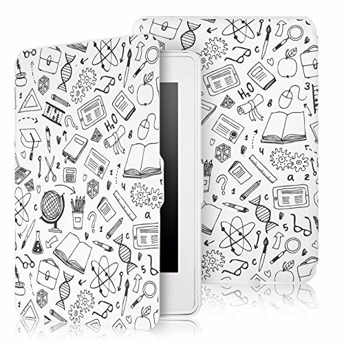 MOCA Paperwhite 1 2 3 PU Leather with Auto Wake/Sleep Flip Case Cover for Amazon Kindle 6-inch Display 1  MOCA Paperwhite 1 2 3 PU Leather with Auto Wake/Sleep Flip Case Cover for Amazon Kindle 6-inch Display 61TwAjz2wDL