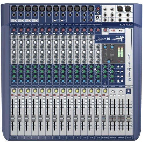 Soundcraft SIGNATURE16 - Signature 16