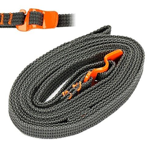 Cinta de Embalaje para Cuerdas de Cuerda rápida Label (Color : Naranja)