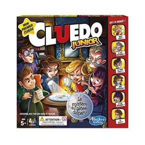 Hasbro Cluedo Junior - Juego de Mesa Infantil - Versión Francesa