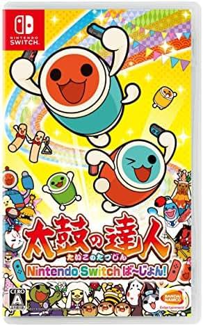 Taiko no Tatsujin Drum Master Nintendo Switch
