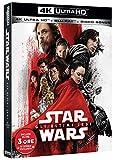 Star Wars: Gli Ultimi Jedi (UHD 4K) (3 Blu-Ray)