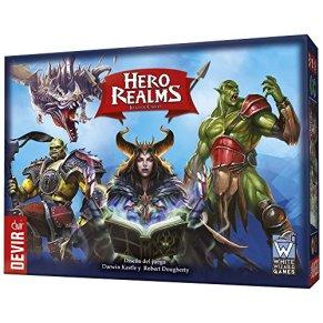 Devir - Hero Realms, juego de cartas (BGHR)