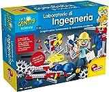 Lisciani Giochi 56279 - Piccolo Genio Laboratorio di Ingegneria
