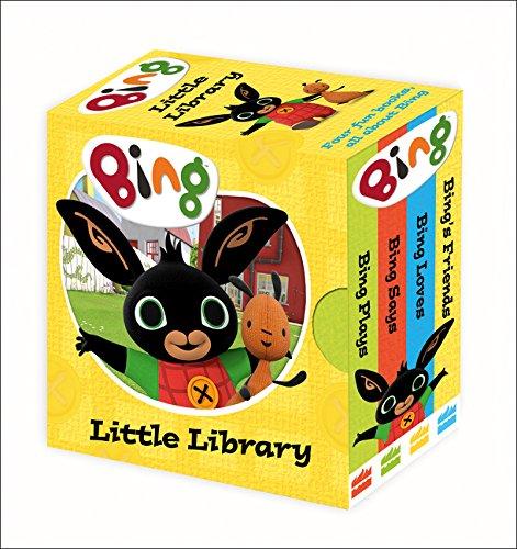 Bing's Little Library (Bing)