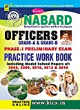 NABARD Officers Grade - A & B Phase - I Preliminary Exam Practice Work Book - 1941